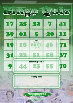 free-bingo-quiz-poster